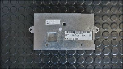 A8 D3 MMI Interface