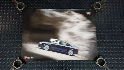 Audi RS6 C5 Limo Poster